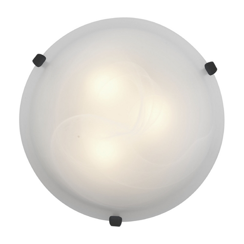 Access Lighting Access Lighting Mona Rust Flushmount Light C23019RUALBEN1213BS