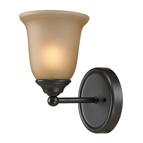 Cornerstone Lighting Cornerstone Lighting Sudbury Oil Rubbed Bronze Sconce 5601BB/10