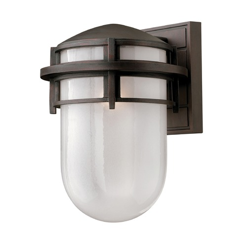 Hinkley Lighting Hinkley Lighting Reef Victorian Bronze LED Outdoor Wall Light 1954VZ-LED