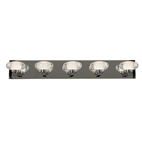 Access Lighting Access Lighting Optix Chrome LED Bathroom Light 63975LEDD-CH/ACR