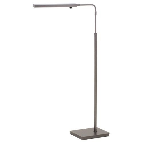 House of Troy Lighting House Of Troy Horizon Task Granite LED Floor Lamp HLEDZ600-GT