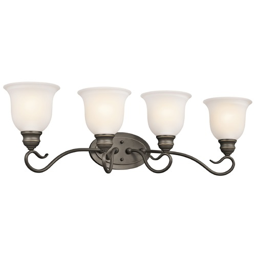 Kichler Lighting Kichler Lighting Tanglewood Olde Bronze LED Bathroom Light 45904OZL16