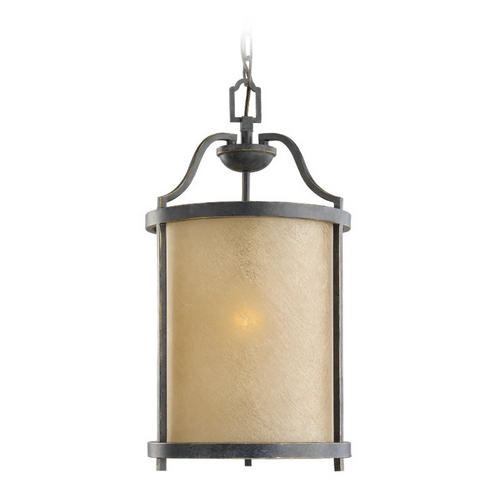 Sea Gull Lighting Nautical Hanging Lantern Pendant Light in Bronze Finish 51520-845