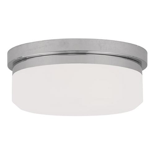 Livex Lighting Livex Lighting Isis Chrome Flushmount Light 7390-05