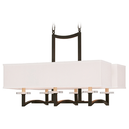 Livex Lighting Livex Lighting Woodland Park Olde Bronze Chandelier 50706-67