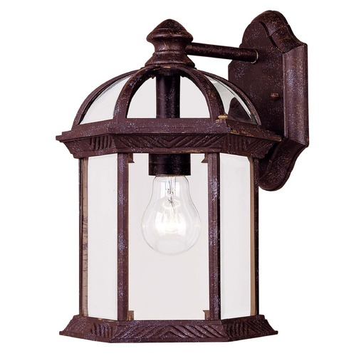Savoy House Savoy House Rustic Bronze Outdoor Wall Light 5-0634-72