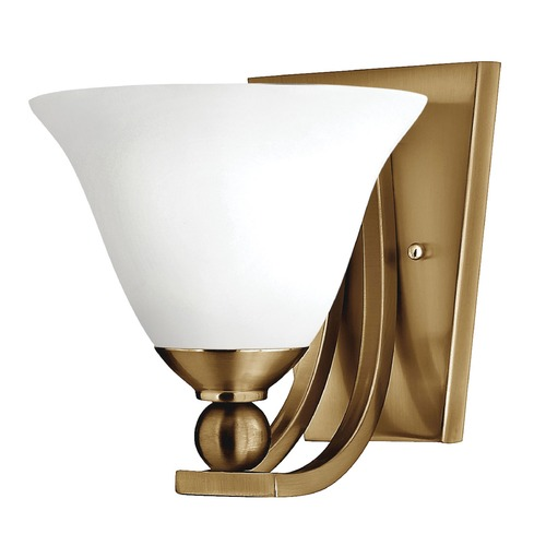 Hinkley Lighting Hinkley Lighting Bolla Brushed Bronze Sconce 4650BR-OP