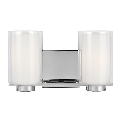Feiss Lighting Feiss Lighting Bergin Chrome Bathroom Light VS22602CH