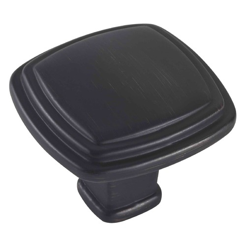 Seattle Hardware Co Oil Rubbed Bronze Cabinet Knob - Case Pack of 10 - 1-1/4-inch HW34-K-ORB *10 PACK* KIT