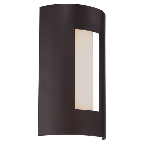 Quoizel Lighting Quoizel Ryland Western Bronze LED Outdoor Wall Light RYD8408WT