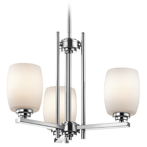 Kichler Lighting Kichler Lighting Eileen Chrome LED Chandelier 1894CHL16