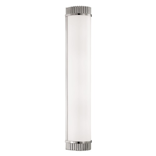 Hudson Valley Lighting Benton Polished Nickel Bathroom Light 563-PN