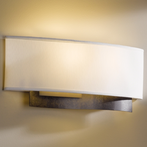 Hubbardton Forge Lighting Hubbardton Forge Lighting Current Dark Smoke Sconce 207650-07-597