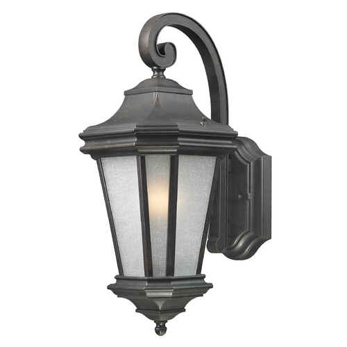 Dolan Designs Lighting Dolan Designs Lakeview Olde World Iron Outdoor Wall Light 9403-34