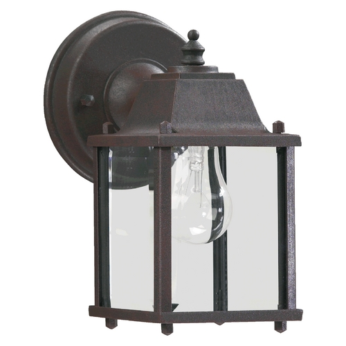 Quorum Lighting Quorum Lighting Rust Outdoor Wall Light 780-5