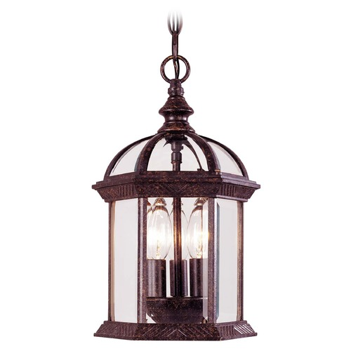 Savoy House Savoy House Rustic Bronze Outdoor Hanging Light 5-0635-72