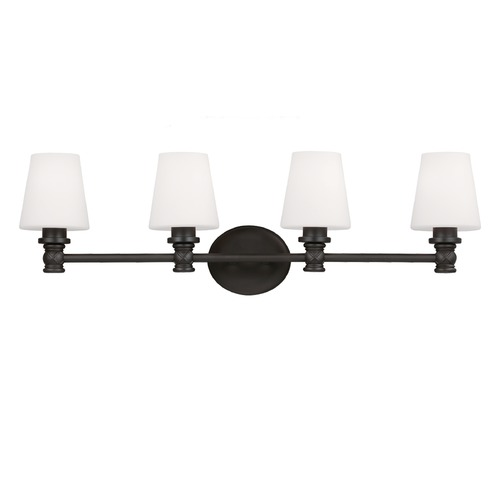 Feiss Lighting Feiss Lighting Xavierre Oil Rubbed Bronze Bathroom Light VS22104ORB