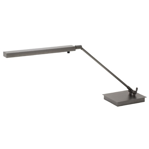 House of Troy Lighting House Of Troy Horizon Task Granite LED Desk Lamp HLEDZ650-GT