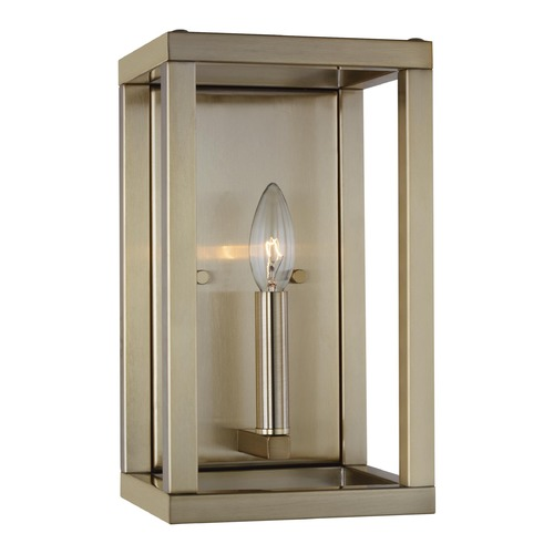 Sea Gull Lighting Sea Gull Lighting Moffet Street Satin Bronze Sconce 4134501-848