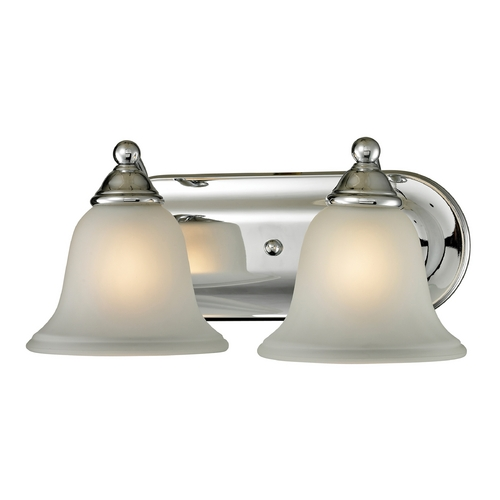 Cornerstone Lighting Cornerstone Lighting Shelburne Chrome Bathroom Light 5502BB/30