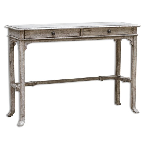 Uttermost Lighting Uttermost Bridgely Wooden Console Table 25659