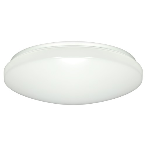 Nuvo Lighting Nuvo Lighting White LED Flushmount Light 62/796