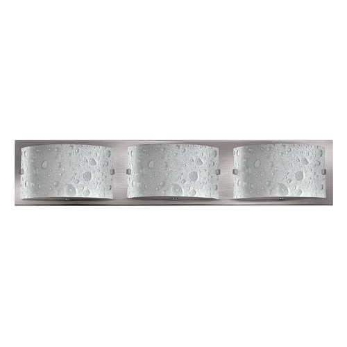 Hinkley Lighting Hinkley Lighting Daphne Brushed Nickel LED Bathroom Light 5922BN-LED2
