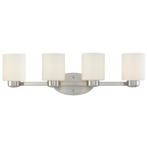 Dolan Designs Lighting Four-Light Bathroom Light 3434-09