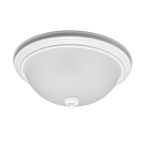 Sea Gull Lighting Sea Gull Lighting Ceiling Flush Mount White Flushmount Light 79163BLE-15