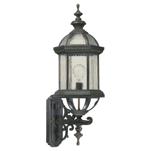 Quorum Lighting Quorum Lighting Baltic Granite Outdoor Wall Light 7812-45