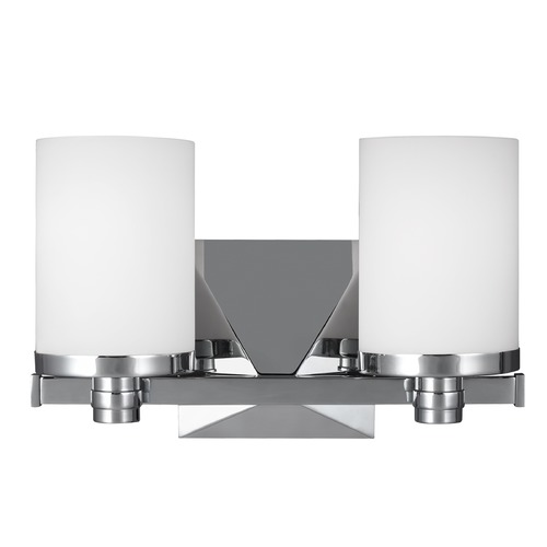 Feiss Lighting Feiss Lighting Randolf Chrome Bathroom Light VS22902CH