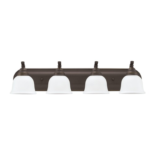 Sea Gull Lighting Sea Gull Lighting Wheaton Heirloom Bronze LED Bathroom Light 44628EN3-782