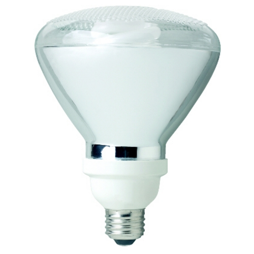 TCP Lighting 23-Watt R40 Compact Fluorescent Light Bulb 1R4023