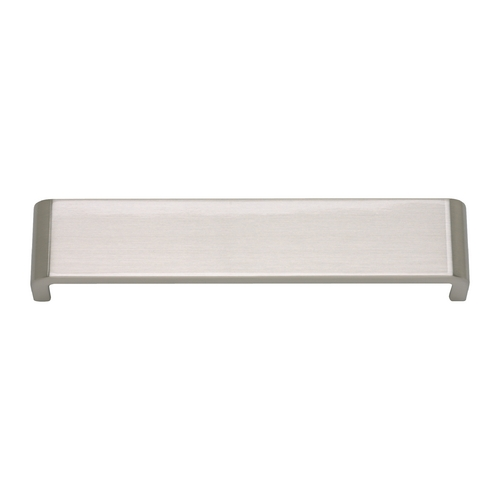 Atlas Homewares Modern Cabinet Pull in Brushed Nickel Finish A824-BN