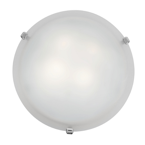 Access Lighting Access Lighting Mona Chrome Flushmount Light C23020CHWHEN1226BS