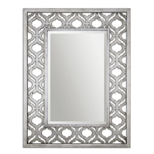Uttermost Lighting Uttermost Sorbolo Silver Mirror 13863