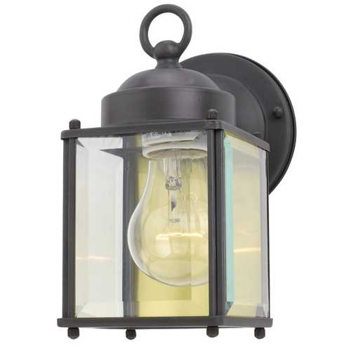 Design Classics Lighting Outdoor Lantern Wall Light 501 BZ            SUB FT 1005-14