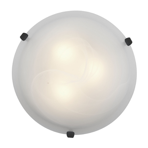 Access Lighting Access Lighting Mona Rust Flushmount Light C23020RUALBEN1226BS