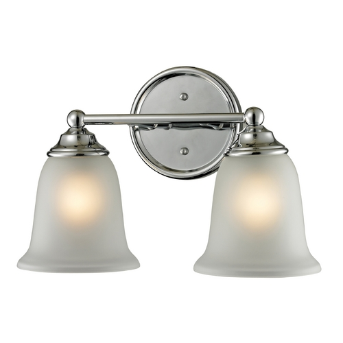 Cornerstone Lighting Cornerstone Lighting Sudbury Chrome Bathroom Light 5602BB/30