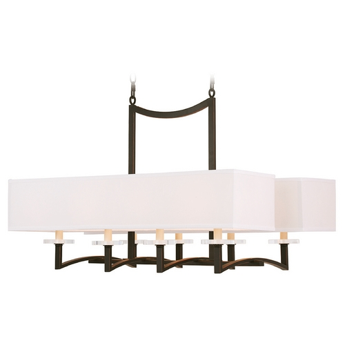 Livex Lighting Livex Lighting Woodland Park Olde Bronze Chandelier 50709-67