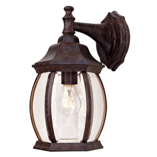 Savoy House Savoy House Rustic Bronze Outdoor Wall Light 5-1090-72