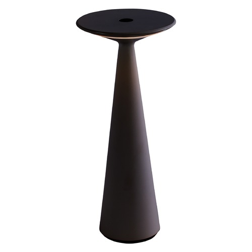 Kuzco Lighting Kuzco Lighting Enoki Black LED Outdoor Table Lamp EL63512-BK