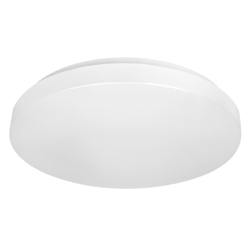 Satco Lighting Satco 20W 14 in. Acrylic Flush Mount 3000K/4000K/5000K CCT Selectable Triac Dimmable  62/1212