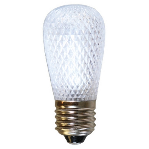 American Lighting American Lighting Pure White Color S14 LED Light Bulb - 10W Equivalent S14-LED-PW