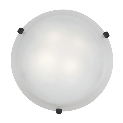Access Lighting Access Lighting Mona Rust Flushmount Light C23020RUWHEN1226BS