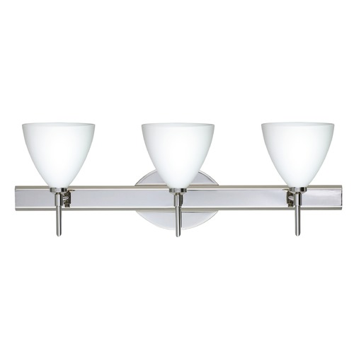 Besa Lighting Besa Lighting Mia Chrome Bathroom Light 3SW-177907-CR