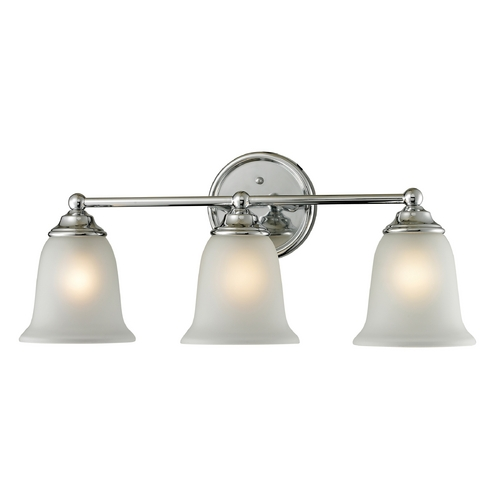 Cornerstone Lighting Cornerstone Lighting Sudbury Chrome Bathroom Light 5603BB/30
