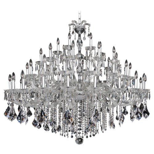Allegri Lighting Giordano 60 Light Crystal Chandelier 10239-010-FR001