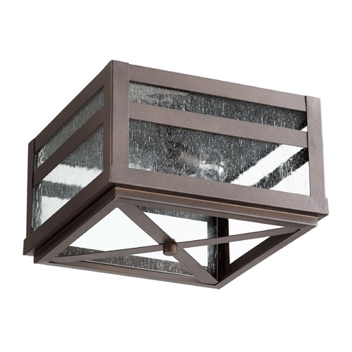 Quorum Lighting Quorum Lighting Clermont Oiled Bronze Close To Ceiling Light 372-13-86