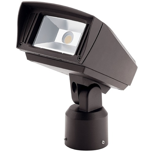 Kichler Lighting Kichler Lighting Landscape LED Textured Architectural Bronze LED Flood - Spot Light 16222AZT40SL